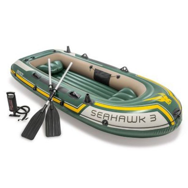 Oferta de Bote inflable Seahawk 41.3x61x29.8 cm por $33205