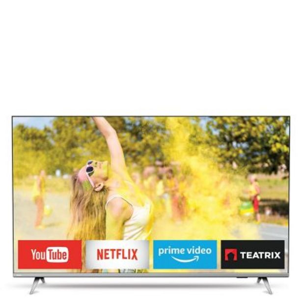 "Oferta de Smart TV 58"" 58PUD6654/77 4K Ultra HD por $76999"