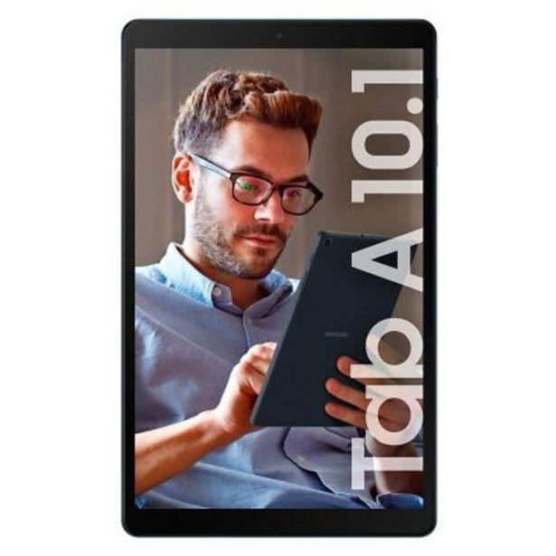 """Oferta de Tablet Galaxy Tab A 10.1"""" 32/2gb black por $28999"""