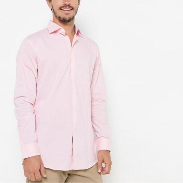 Oferta de Camisa de vestir rayada por $2990