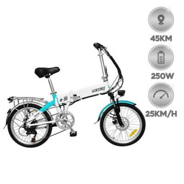 Oferta de Bicicleta eléctrica E-volt R20 por $133113