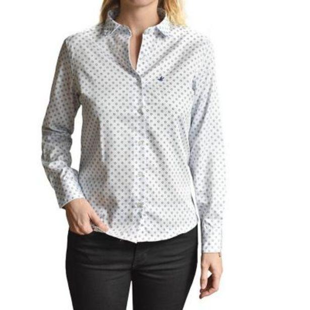 Oferta de Camisa Print por $2280