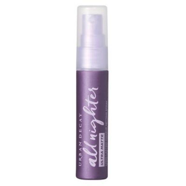Oferta de All Nighter Ultra Matte Setting Spray por $1910