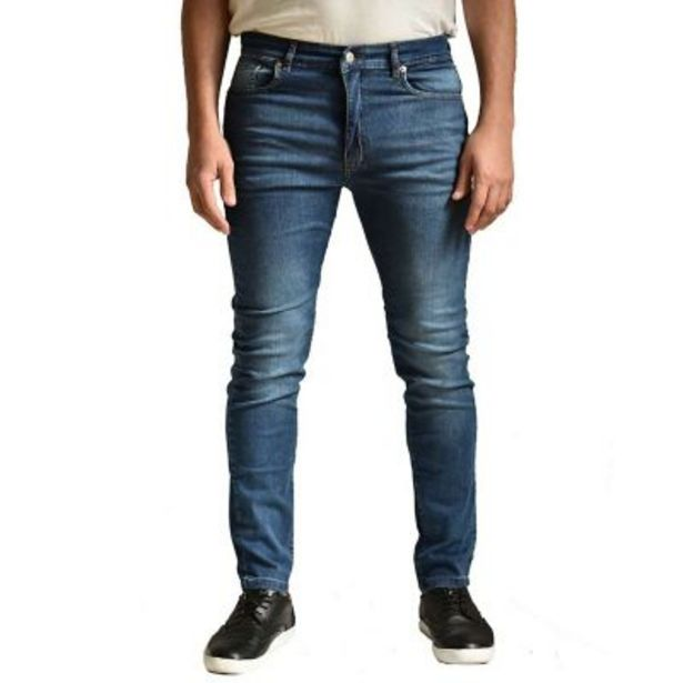 Oferta de Jean Billy slim fit por $3500