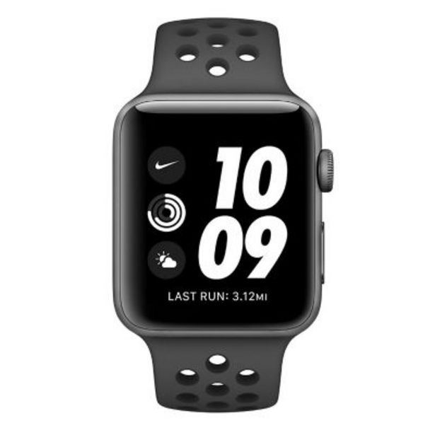 Oferta de Apple Watch Nike series 3 38mm Space por $44399