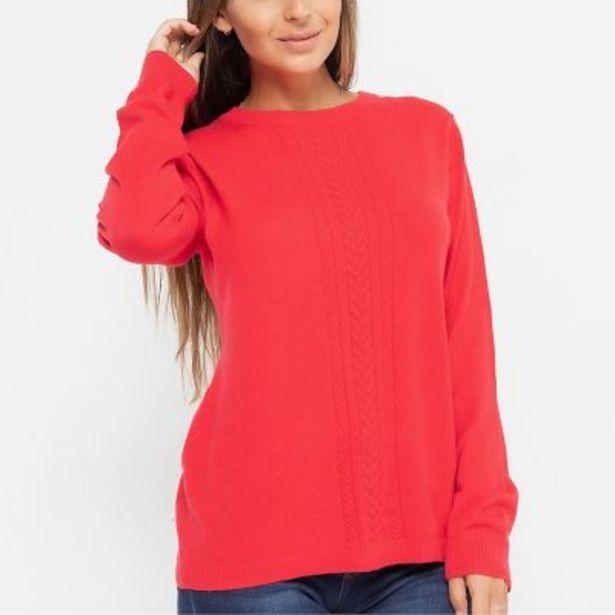 Oferta de Sweater trenzado por $990