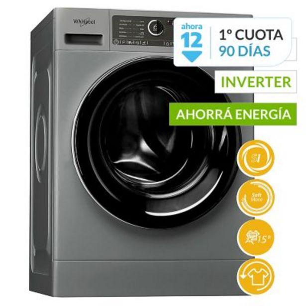 Oferta de Lavarropas WLCF90S 9kg Inverter 1400RPM por $69999