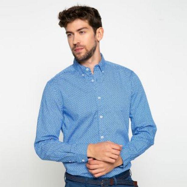 Oferta de Camisa sport print por $799