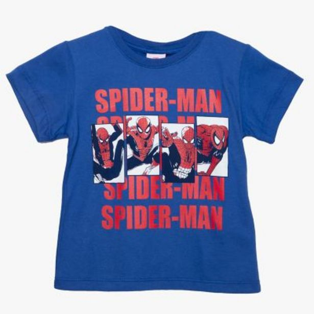 Oferta de Remera Spiderman 2 a 8 por $890