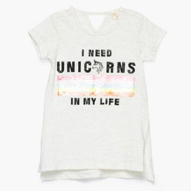 Oferta de Remera unicornio 2 a 8 por $899