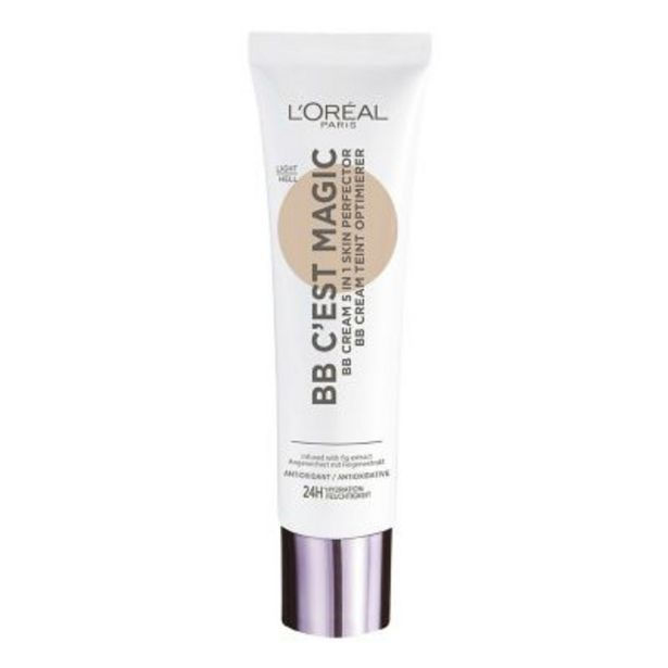 Oferta de Base BB Cream C'est Magic Light 30ml por $743