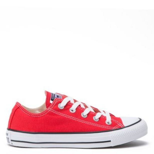 Oferta de Zapatillas Chuck Taylor All Star unisex por $6199