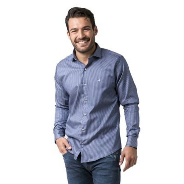 Oferta de Camisa milano stripe por $3939
