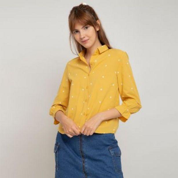Oferta de Camisa bordada por $1290