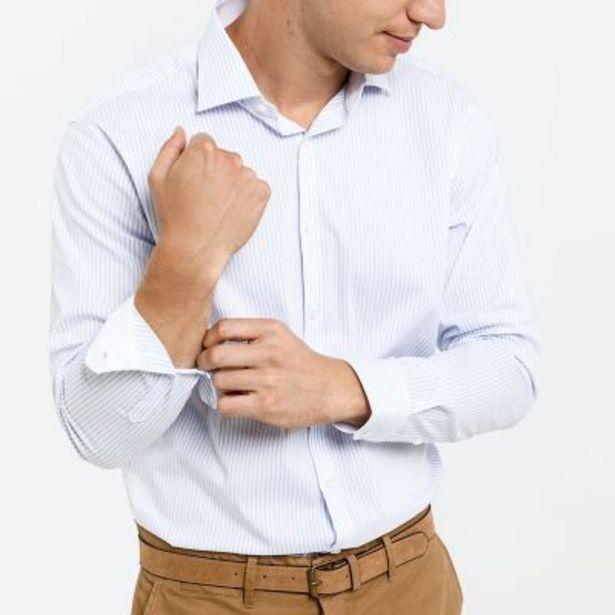 Oferta de Camisa de vestir con lineas por $2990
