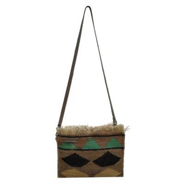 Oferta de Cartera de lana - Solana por $3099