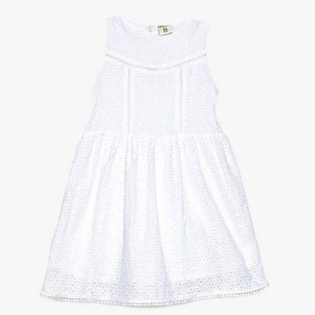 Oferta de Vestido bordado 2 a 12 por $3290