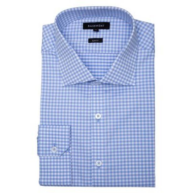 Oferta de Camisa de vestir Chek por $2990