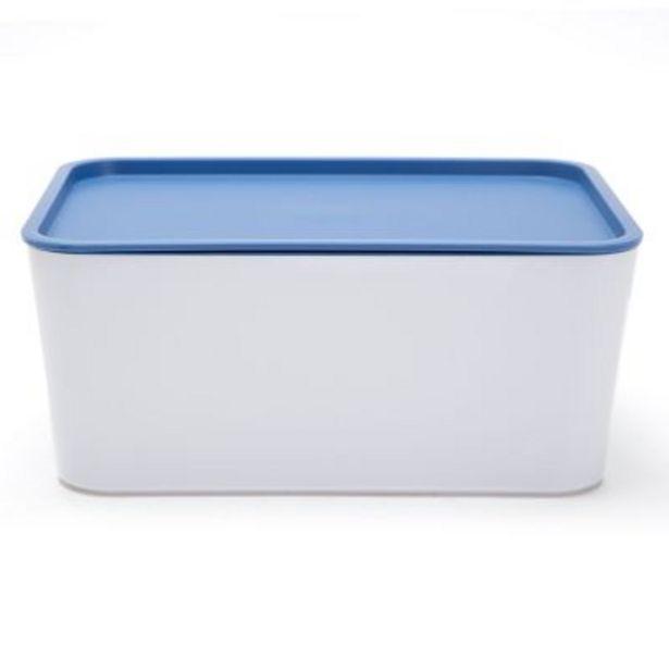 Oferta de Caja organizadora con tapa multi 24x17x10.5 cm por $799