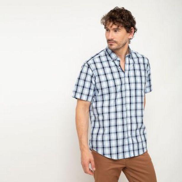 Oferta de Camisa cuadrille por $2990