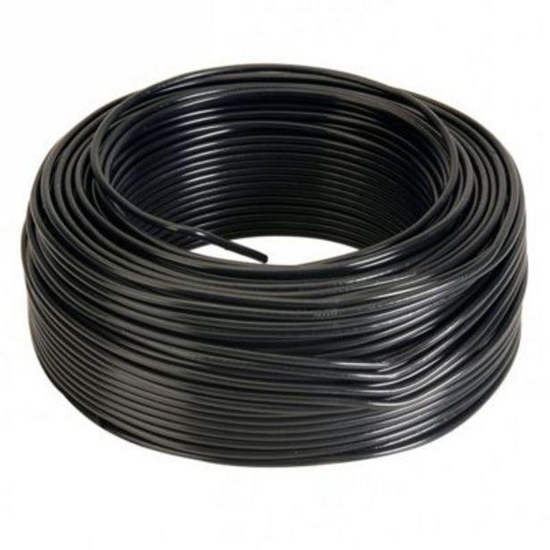 Oferta de Bobina de cable por 50 metros UTP exterior por $3536