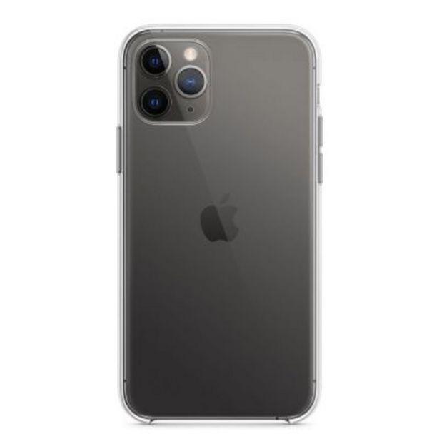 Oferta de Funda iPhone 11 Pro clear por $9809