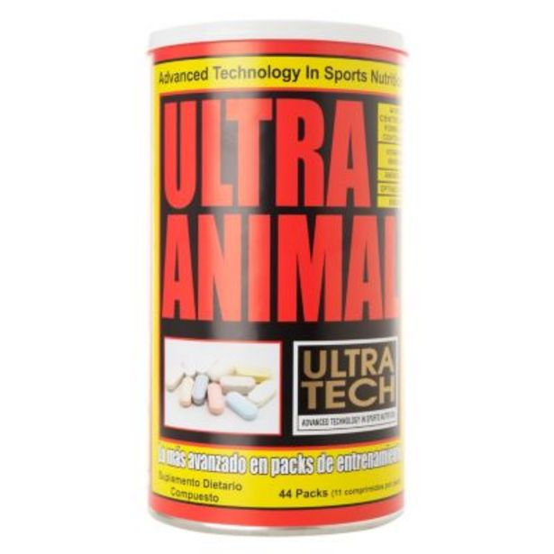 Oferta de Ultra Animal Pak (44 packs) por $3489