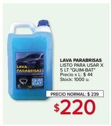 Oferta de Lavaparabrisas por $220
