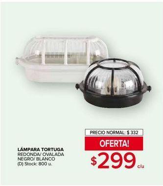 Oferta de Lámpara tortuga por $299