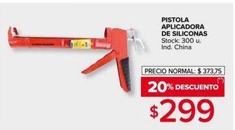 Oferta de Pistola para silicona por $299