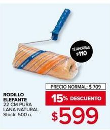 Oferta de Rodillo por $599