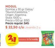 Oferta de Gomitas x 30 gr. Mogul por $22,5