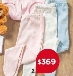 Oferta de Pantalones bebé por $369