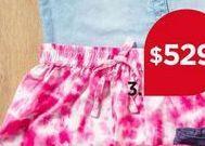 Oferta de Short niña por $529