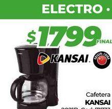 Oferta de Cafetera kansai por $1799