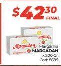 Oferta de Margarina Margadan x200gr por $42,3