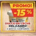 Oferta de Dulce de leche Del Campo x 400gr  por