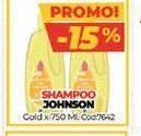 Oferta de Shampoo Johnson's por