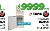 Oferta de Dispenser KANSAI de pie por $9999