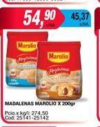 Oferta de Magdalenas Marolio x 200grs por $54,9