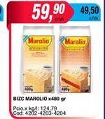 Oferta de Bizc. MAROLIO x 400grs  por $59,9