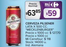 Oferta de Cerveza por $63,85