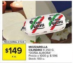 Oferta de Mozzarella por $149