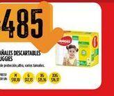 Oferta de Pañales descartables Huggies por $485