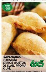 Oferta de Empanadas rotiseria varios gustos por