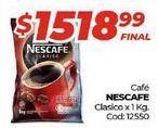 Oferta de Cafe Nescafé por $1518,99