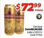 Oferta de Latas de cerveza por $72,99
