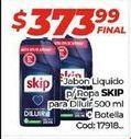 Oferta de Jabón líquido Skip por $373,99