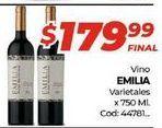 Oferta de Vino Emilia por $179,99
