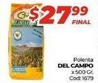 Oferta de Harina de maíz Del Campo por $27,99